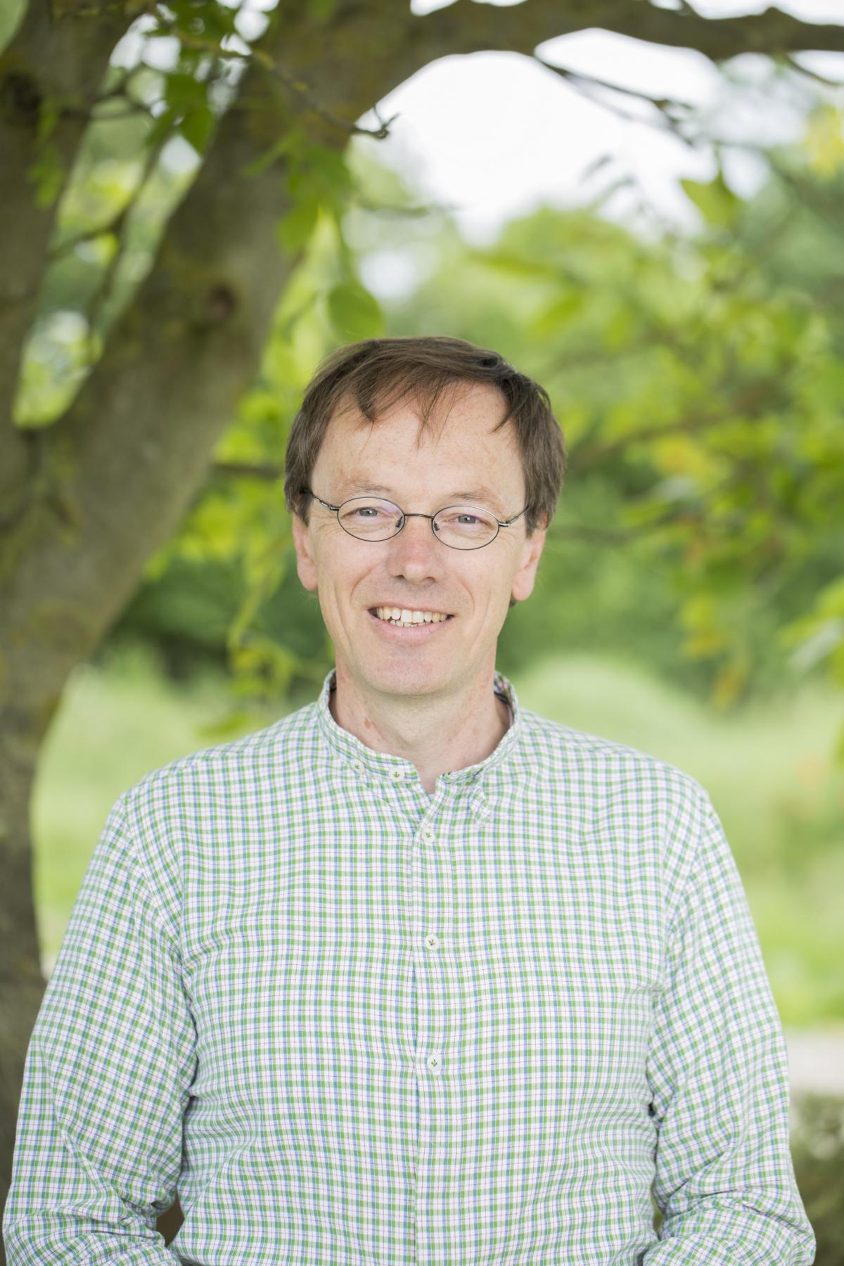 Portrait Christian Baier, Projektmanagement