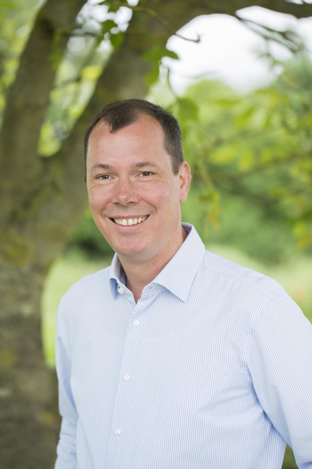 Portrait Robert Hagemann, Geschäftsführer