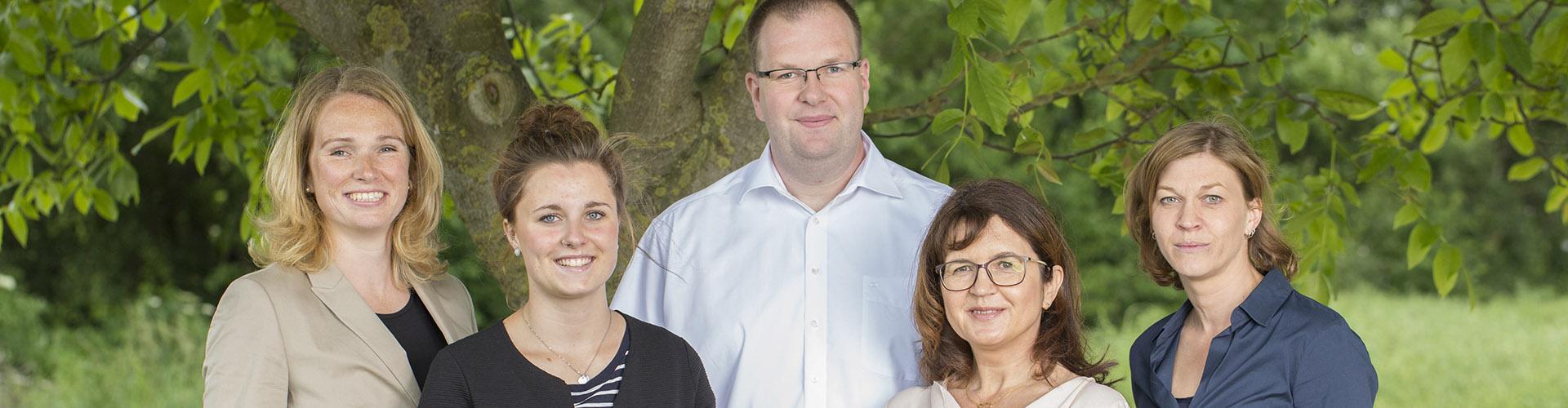 Teambild der Hagemann Dienste GmbH