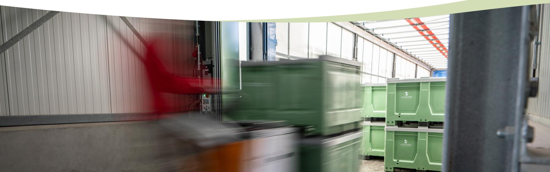 Futtermittel aus Abfall - Hagemann Dienste GmbH