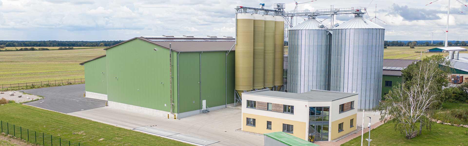 Hagemann Dienste GmbH - Futtermittelhandel deutschland- und europaweit