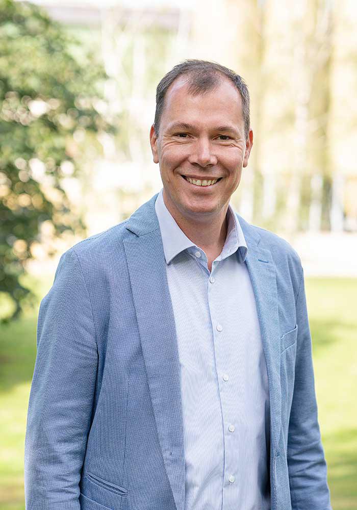 Robert Hagemann, Geschäftsführer