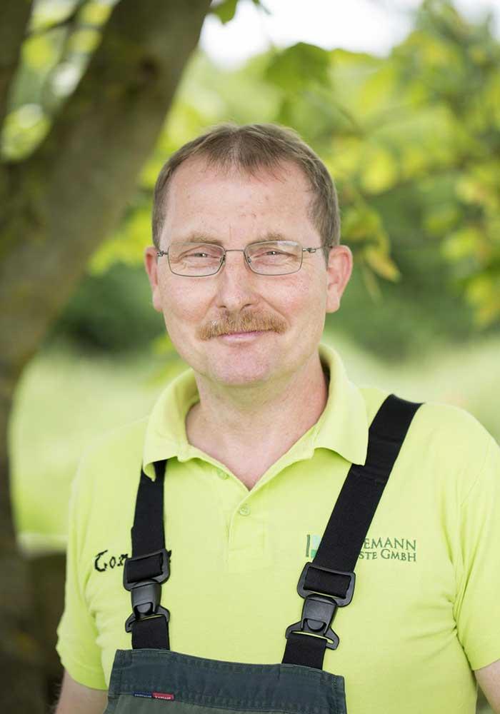Torsten Conrath, Leitung Landwirtschaft und Schweine